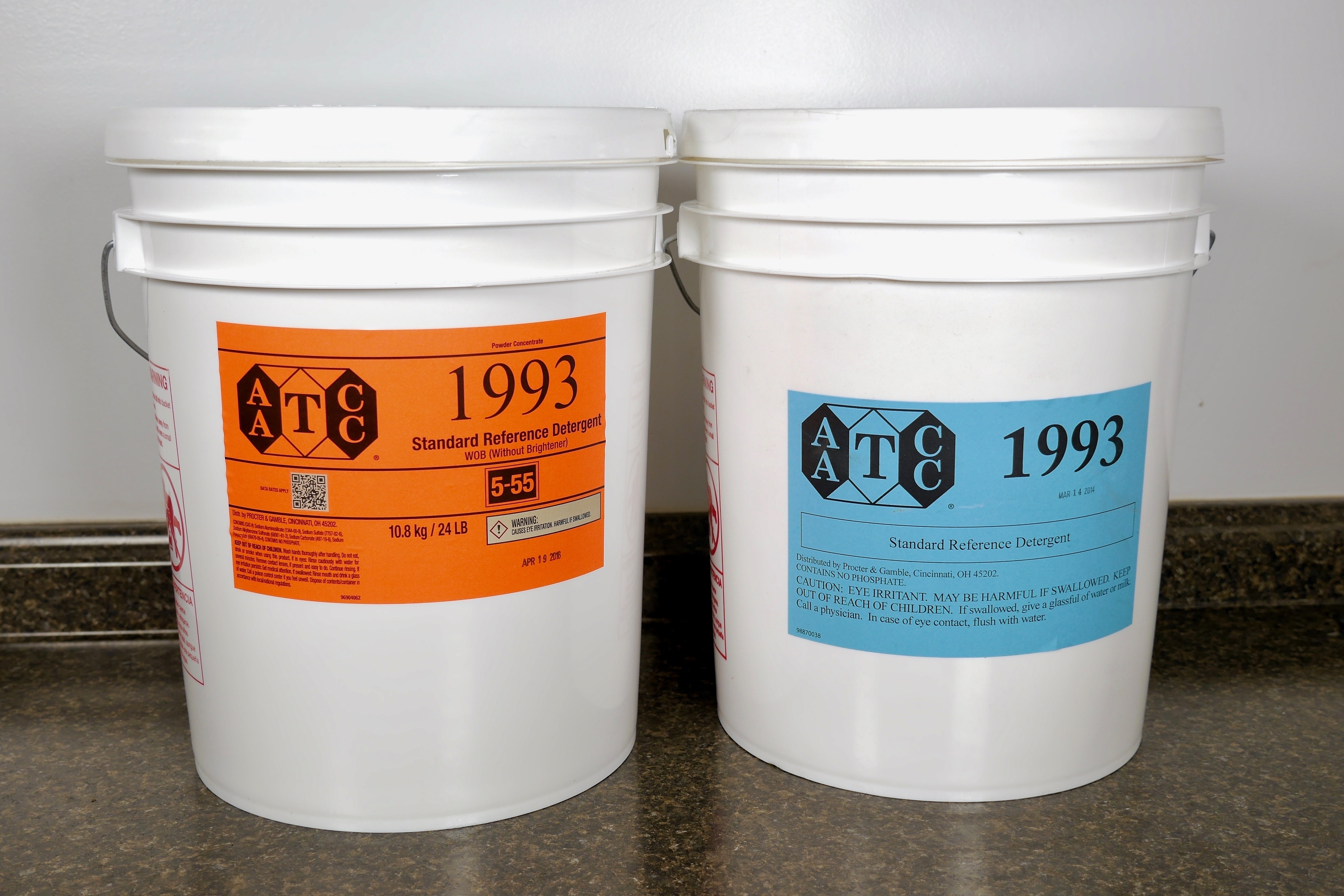 AATCC Reference Detergent Without Optical Brightener - 10 kg
