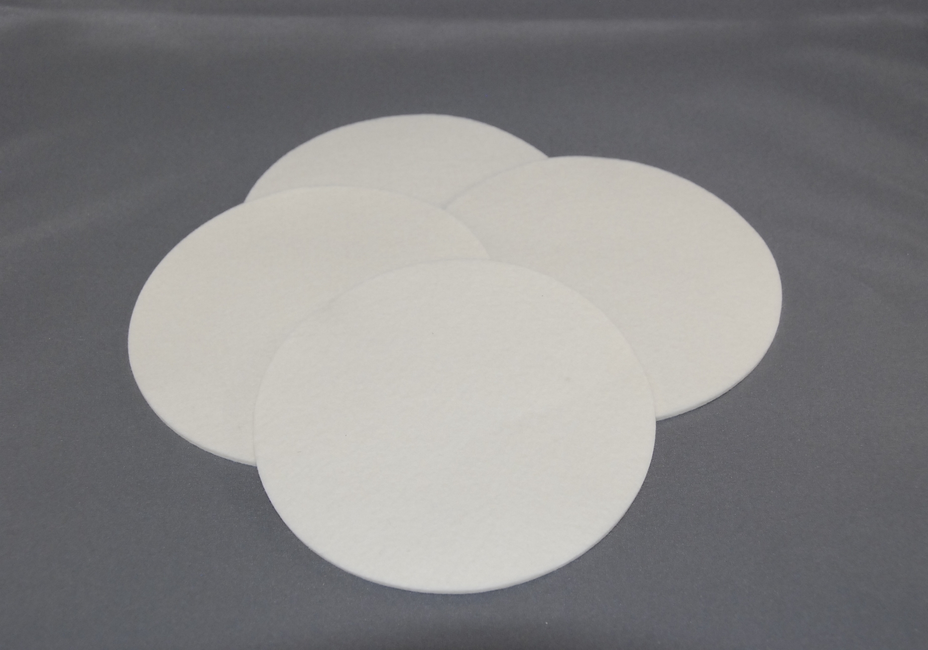 Felt Discs (Non-Woven) 140 mm Diameter Pack of  20