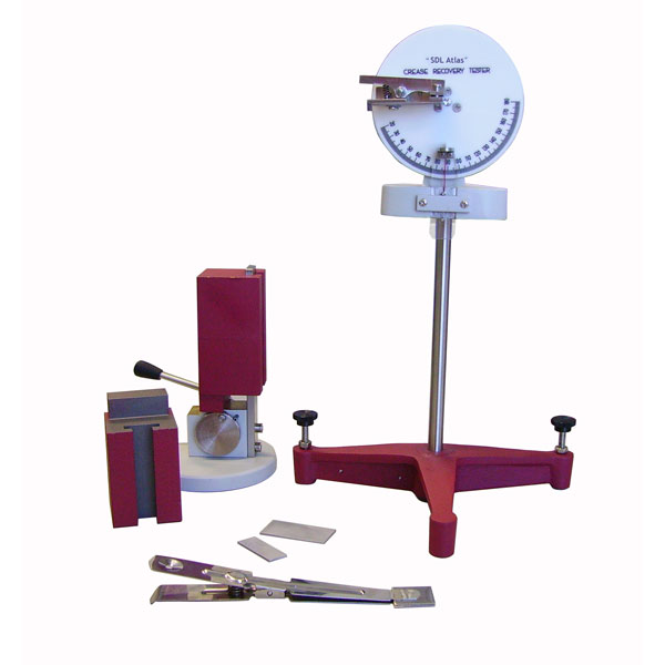 Crease Recovery Tester & Loading Device Image